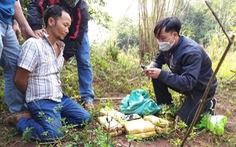 Quảng Bình bắt một người Lào mang ma túy qua biên giới Việt - Lào