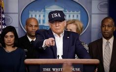Tổng thống Trump âm tính với corona