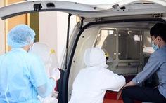 Hai ca nhiễm 55 và 56: Du khách Đức và Anh mắc COVID-19, đang điều trị ở Hà Nội