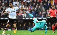 Ezequiel Garay là cầu thủ đầu tiên ở La Liga dương tính với COVID-19