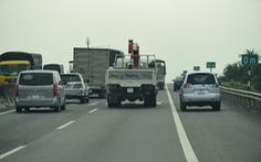 Khẩn trương thu phí đường cao tốc TP.HCM - Trung Lương