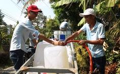 Nguồn nước thô TP.HCM cũng đã nhiễm mặn