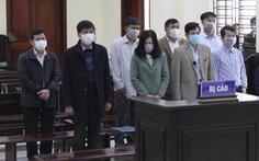 5 cựu cán bộ thanh tra tỉnh Thanh Hóa nhận hối lộ bị tổng cộng 154 tháng tù