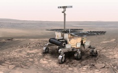 Châu Âu hoãn phóng tàu thăm dò sao Hỏa vì corona