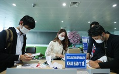 Nội Bài, Tân Sơn Nhất khuyến cáo khách tuân thủ việc lấy mẫu xét nghiệm COVID-19