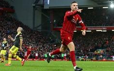 Liverpool là đội bóng đắt giá nhất châu Âu với hơn 36.000 tỉ đồng