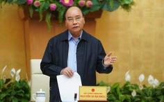 Thủ tướng: 'Tôi có niềm tin Việt Nam sẽ chặn đứng đại dịch'