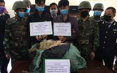 Hà Tĩnh liên tiếp bắt giữ 2 vụ vận chuyển ma túy thuê