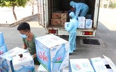 Saigon Co.op đảm bảo lương thực, thực phẩm cho bệnh viện dã chiến
