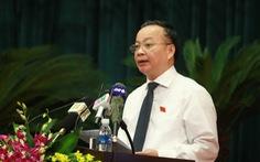 Phó chủ tịch Hà Nội bị đề nghị kiểm điểm liên quan vi phạm ở dự án nghìn tỉ
