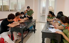 Buộc xuất cảnh 4 người Trung Quốc nhập cảnh trái phép vào Việt Nam trốn COVID-19