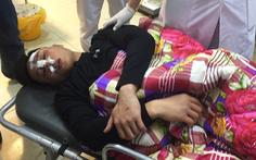 Ngăn côn đồ hành hung nữ phó khoa, bác sĩ trẻ bị đánh trọng thương