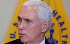 Phó tổng thống Mỹ bảo vệ cách phản ứng với COVID-19 của chính quyền Trump