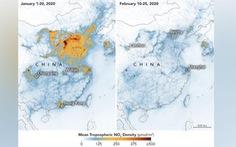 Trung Quốc giảm ô nhiễm nhờ... các biện pháp ngăn corona