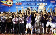 Siêu cúp bóng đá Việt Nam 2019: Chiến thắng của đẳng cấp