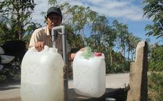 'Sống trên vùng nhiều nước mà lại thiếu nước, rất vô lý'