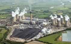 Nhà máy điện lớn nhất tại Anh ngừng sử dụng than đá vào năm 2021