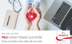 Prudential Việt Nam ra mắt sản phẩm bảo hiểm bổ trợ sức khỏe