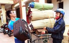 Dọn ký túc xá trường vùng cao đón người lao động từ Lào về cần cách ly