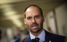 Con trai Tổng thống Brazil nói Trung Quốc giấu thông tin dịch, Bắc Kinh nổi giận