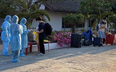 Khách sạn, khu nghỉ dưỡng bắt đầu đón khách cách ly dịch