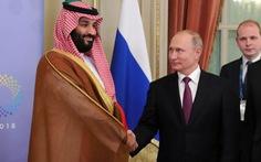 Saudi Arabia, Nga lún sâu cuộc chiến giá dầu