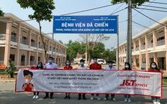 J&T Express chung tay đẩy lùi dịch bệnh COVID-19