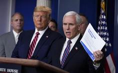 Một nhân viên văn phòng Phó tổng thống Mỹ dương tính với corona