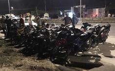 Bắt giữ 150 'quái xế' liên tỉnh đua xe gây náo loạn quốc lộ 1 giữa khuya
