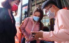 Lễ 2-9: Xe khách từ TP.HCM đi các tỉnh phải siết chặt phòng dịch COVID-19