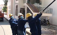 EVNHCMC khẩn trương hoàn thành cấp điện giai đoạn 3 cho Bệnh viện dã chiến Củ Chi