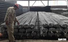 Áp thuế tự vệ với phôi thép và thép dài nhập khẩu trong 3 năm
