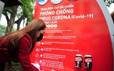 Cùng Chi Pu học rửa tay, lan tỏa 'Ghen Cô Vy 2.0'