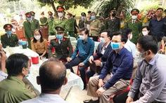 Thăng hàm cho chiến sĩ công an hi sinh khi đánh án ma túy