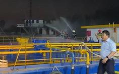 Tìm thấy thi thể thuyền viên mất tích trong vụ cháy tàu trên sông Đồng Nai