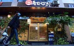Hàng quán ở TP.HCM đồng loạt tạm đóng cửa dù bất ngờ