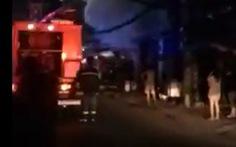 Cháy nhà ở Tân Phú, một người thiệt mạng