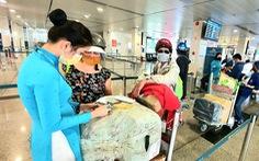 Hàng không Việt Nam chính thức tạm ngưng bay quốc tế