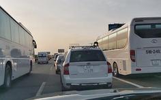 Đề xuất mở rộng cao tốc TP.HCM - Long Thành - Dầu Giây lên 8 làn xe