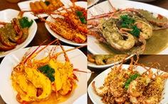 Nhà hàng Vua Cua đẩy mạnh mô hình giao món tận nhà