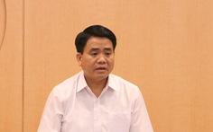 Chủ tịch Hà Nội: '20 ca dương tính là dự đoán khoa học để cảnh báo'