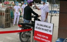 Bộ Y tế lập tổ công tác riêng cho 'ổ dịch' COVID-19 tại Bệnh viện Bạch Mai