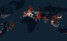 COVID-19 đang gây áp lực rất lớn lên hệ thống Internet toàn cầu