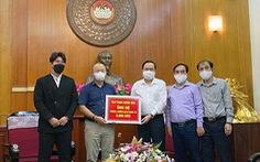 HLV Park Hang Seo ủng hộ gần 120 triệu đồng cho Quỹ phòng chống dịch COVID-19