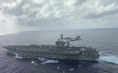 Việt Nam đang tìm hiểu tin thủy thủ tàu sân bay Mỹ từng thăm Đà Nẵng mắc COVID-19