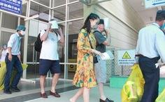 'Cả tháng chưa được về nhà, nhưng 3 bệnh nhân được ra viện là phần thưởng lớn nhất'