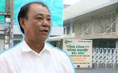 Cảnh cáo ban thường vụ Đảng ủy Tổng công ty Nông nghiệp Sài Gòn