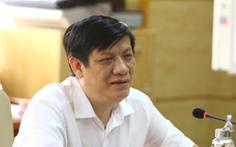 Bộ trưởng Bộ Y tế đề nghị TP.HCM giãn cách những nơi có dịch