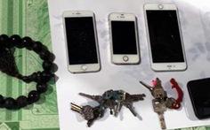 Tìm thấy tang vật nghi phạm vứt sau khi giết 2 người trong chùa Quảng Ân