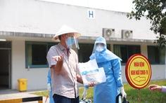 Bệnh nhân nhiễm COVID-19 thứ 33 điều trị ở Huế xuất viện